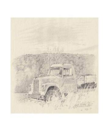 44 Truck on a Hill